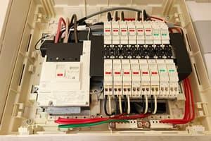 分電盤交換 電気工事のキューケン